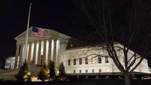 Dem Supreme Court droht die Lähmung
