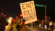 Teenager-Tod in Ferguson wirft Schlaglicht auf US-Polizeigewalt