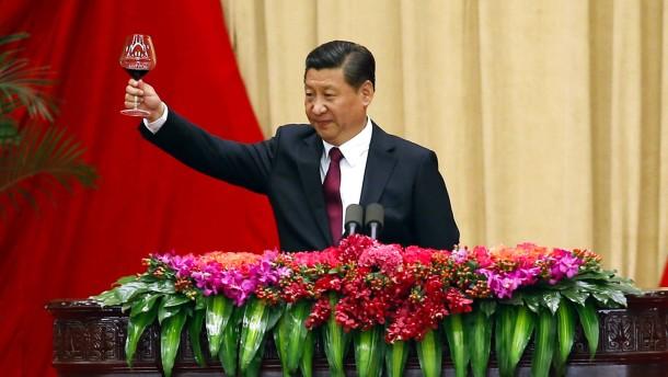 Peking hat Angst