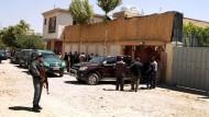 Deutsche Entwicklungshelferin in Kabul entführt