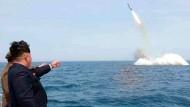 Nordkorea spricht von Durchbruch bei Atomwaffen