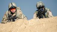 Immunität für Isaf-Soldaten