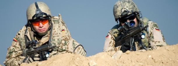 Auch deutsche Soldaten bleiben im nächsten Jahr in Afghanistan