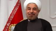 Rohani will Ende der Sanktionen