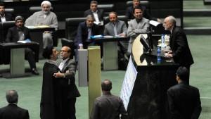 Iranisches Parlament stimmt Abkommen grundsätzlich zu