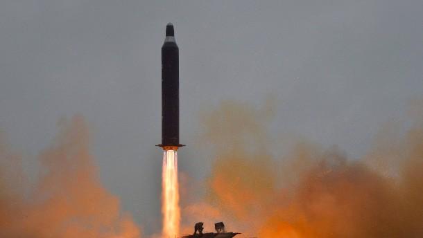 raketenstart spiel