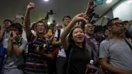 Kein Dialog mit Protestlern