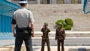 Nordkorea gibt Südkorea die Schuld für abgesagte Gespräche