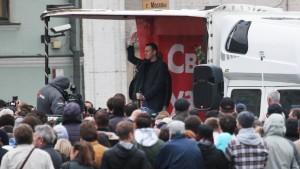 Moskauer Arrestokratie