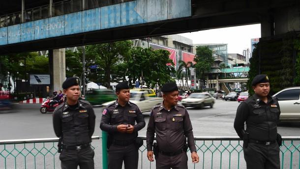 Thailändische Opposition wehrt sich gegen Verleumdungen