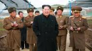 Nordkorea will im Februar Weltraumrakete starten