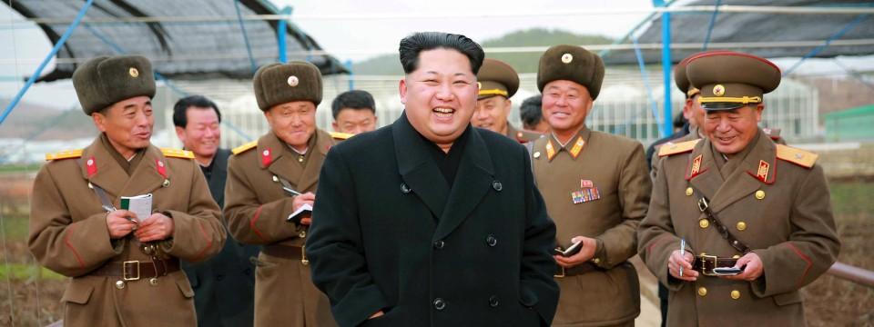 Brief Nach Nordkorea : Pjöngjang schreibt den un nordkorea will im februar