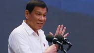 Dutertes Wendemanöver