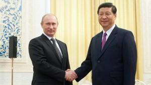 Rohstoffanhängsel Chinas