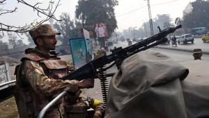 Der Anti-Terror-Kampf wird verschärft