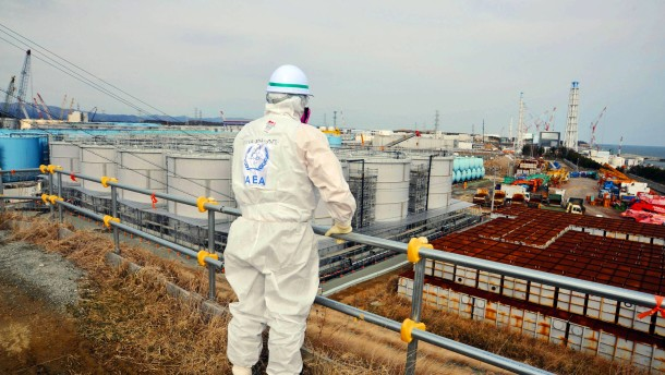 Tepco informierte zu spät über Kernschmelze in Fukushima