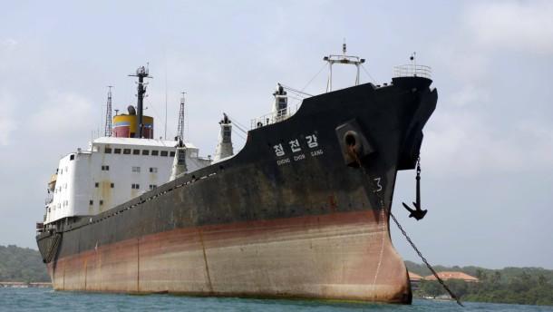 """Brief Nach Nordkorea : Sanktionen gegen nordkorea """"eine eindeutige und"""