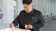 Wählen darf er Donald Trump zwar nicht – Kim Jong-uns Staatsmedien finden allerdings Gefallen an dem republikanischen Präsidentschaftskandidaten.