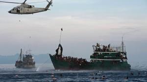 Malaysia erhöht Druck auf Burma