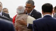 Atomkraft und Waffen für Indien