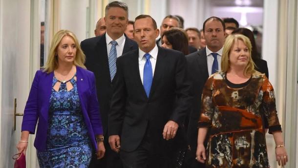 Australiens Premier von der eigenen Partei gestürzt