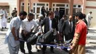 Tote bei Bombenanschlag in pakistanischer Klinik