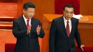 Ausrichtung auf Xi Jinping