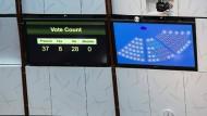 Parlament lehnt Wahlrechtsreform ab