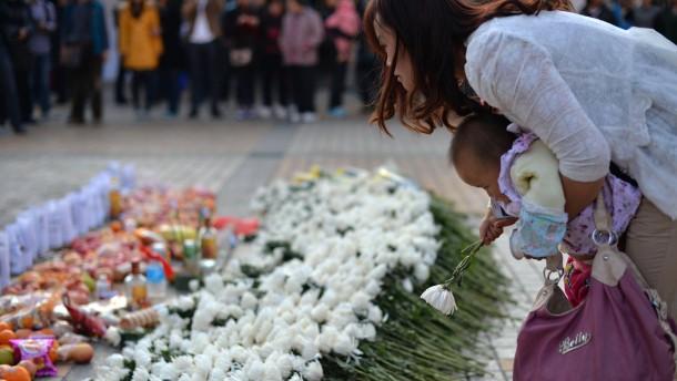 Chinas 11. September und die Folgen