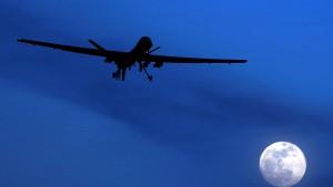 Neue Drohnenangriffe über Afghanistan