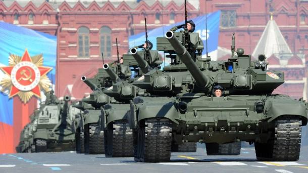 Russland will Truppen verstärken