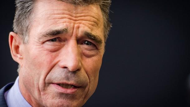 Rasmussen: Nato muss sich rüsten