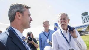 Bundespräsidentenwahl droht Verschiebung