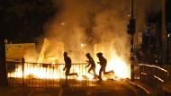 Proteste gegen Polizeigewalt in Den Haag