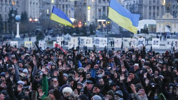 Kiew muss handeln