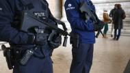 Vier mutmaßliche Dschihadisten festgenommenen