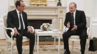 Russland will mit Frankreich kämpfen