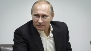 Putin nennt seine Bedingungen