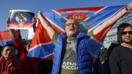 Separatisten wollen eigene Parlamente wählen