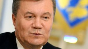 Janukowitsch: Ukraine noch nicht reif für EU