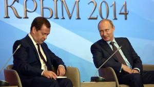 Friedensstifter Putin?