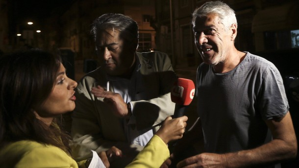 Ehemaliger Ministerpräsident verlässt U-Haft