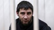Der Tschetschene Saur Dadajew hat den Mord an Boris Nemzow zwar zugegeben, doch möglicherweise wurde er vorher gefoltert.
