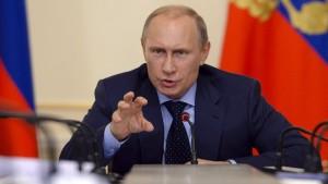 Putins Botschaften der Stärke