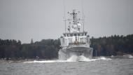 Schweden suchen nicht weiter nach einem U-Boot