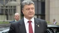 Ukraine will russischen Friedensplan akzeptieren