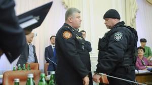 Chef des Zivilschutzes in Regierungssitzung festgenommen