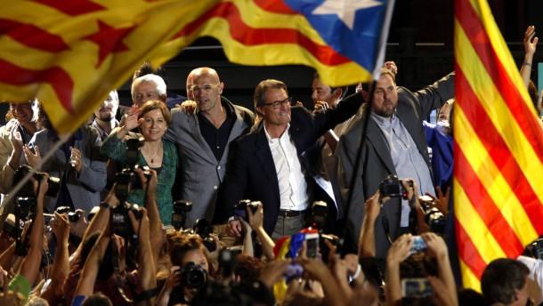 Spanien vor der Staatskrise