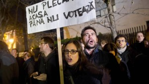Verhinderte Wahlbürger