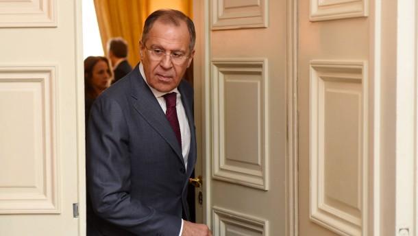Moskau nennt Kritik der EU absurd